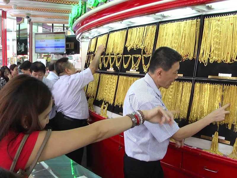 คู่มือภาษีกิจการร้านทอง